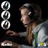 Audífonos Gaming Kolke Commander KGA-088, con micrófono integrado al mejor precio solo en loi