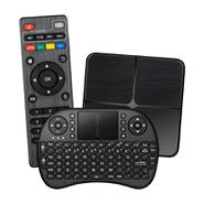 Combo Smart Tv Box X1 4K + Teclado Inalámbrico al mejor precio solo en loi
