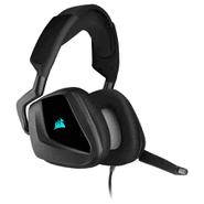 Audífonos Corsair Void RGB, Elite USB, con sonido envolvente 7.1 - Negro al mejor precio solo en loi