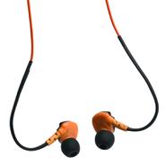 Audífonos Kolke Sports Active Fit Intradutivos con Manos Libres - Naranja al mejor precio solo en loi