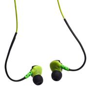 Audífonos Kolke Sports Active Fit Intradutivos con Manos Libres - Verde al mejor precio solo en loi