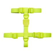 Pechera Para Perro ZeeDog Neopro Lime H-Harness -  Small al mejor precio solo en loi