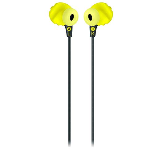 Audífonos JBL Endurance Run Diseño Flexible Micrófono IPX7 - Amarillo al mejor precio solo en loi