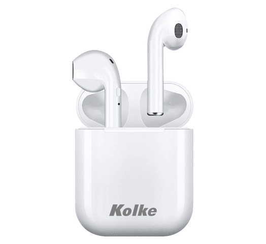 AudífonosTWS Kolke KAB-479 con estuche cargador al mejor precio solo en loi