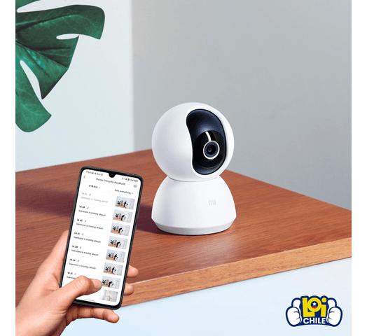 Cámara IP Xiaomi Mi 360° Home Security Camera 2K WiFi Visión Nocturna Reconocimiento facial al mejor precio solo en loi