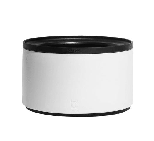 Zee Dog Zee Bowl Apto para Microondas con Altura Ajustable - Blanco al mejor precio solo en loi